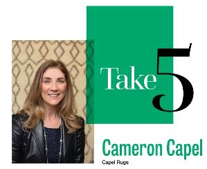 Take 5 Cameron Capel